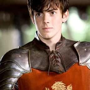 Edmund Pevensie is listed (or ranked) 5 on the list The Greatest Fictional Kings