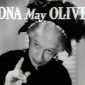 Edna May Oliver is listed (or ranked) 4 on the list Famous People Whose Last Name Is Oliver