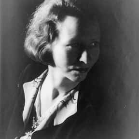 Edna St. Vincent Millay is listed (or ranked) 1 on the list Famous People In Open Marriages