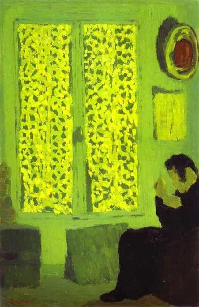 Édouard Vuillard is listed (or ranked) 2 on the list Famous Les Nabis Artists