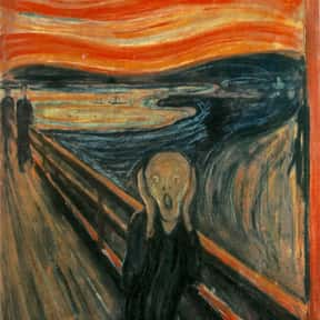Edvard Munch is listed (or ranked) 1 on the list Famous Artists from Norway