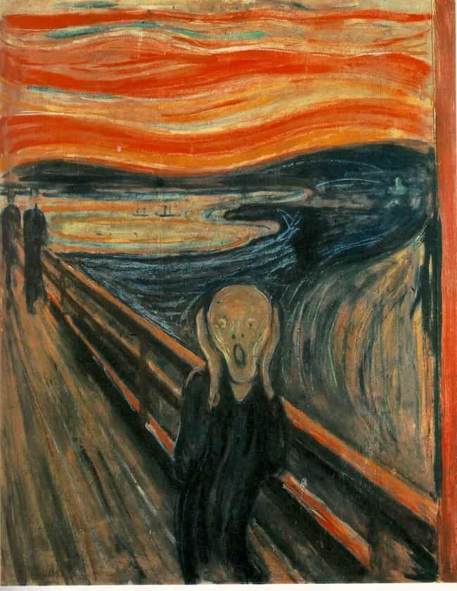 Edvard Munch is listed (or ranked) 3 on the list Famous Symbolist Artists, Ranked