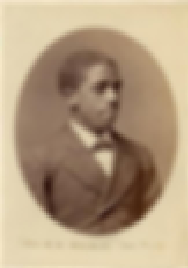 Edward Bouchet is listed (or ranked) 3 on the list Famous Hopkins School Alumni