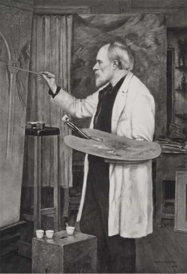 Edward Burne-Jones is listed (or ranked) 1 on the list Famous Arts And Crafts Movement Artists