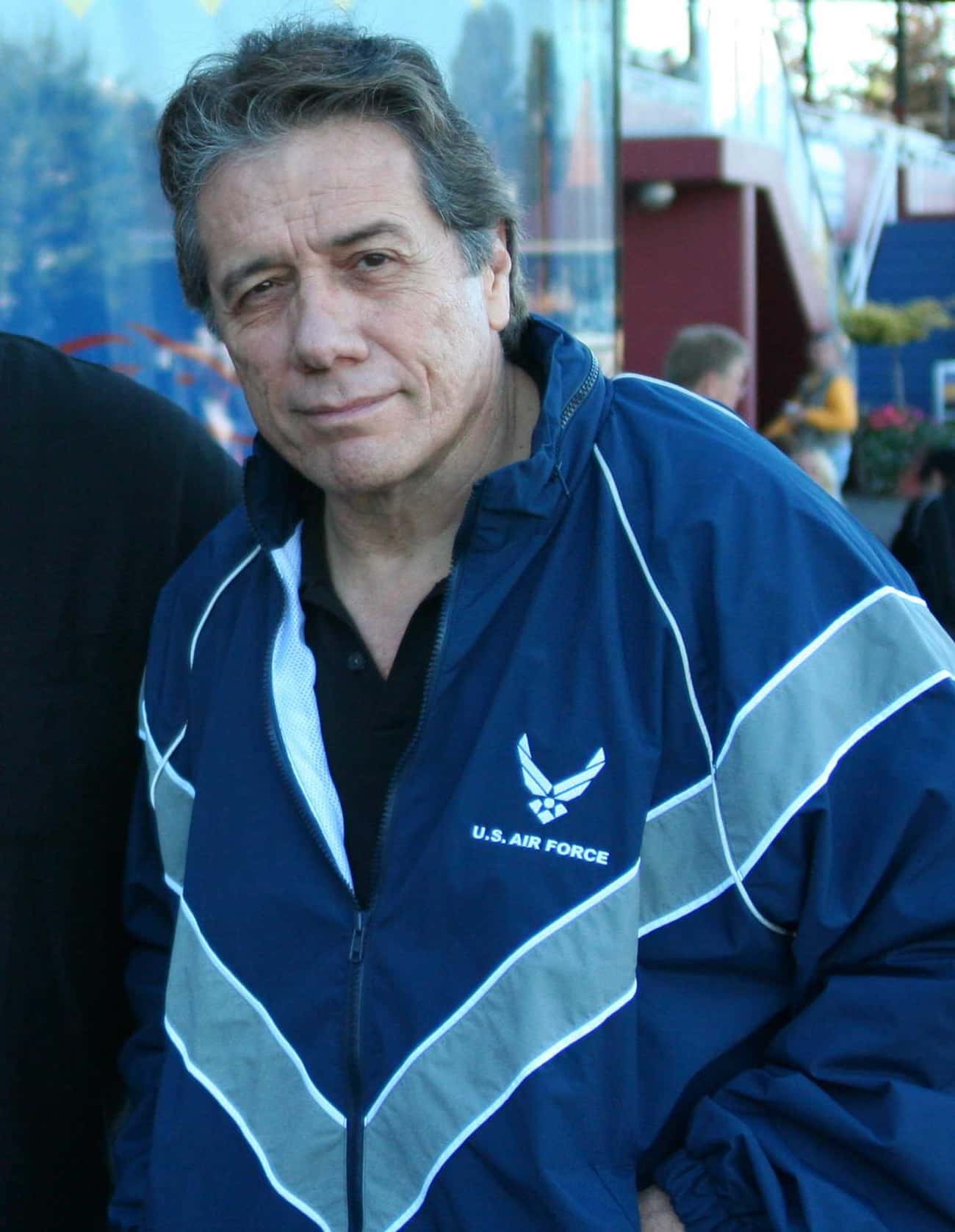 Edward James Olmos is listed (or ranked) 3 on the list Famous Hispanic Actors