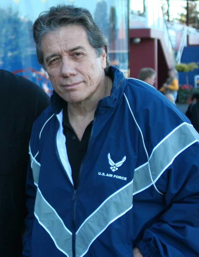 Edward James Olmos is listed (or ranked) 1 on the list The Very Best Hispanic Actors