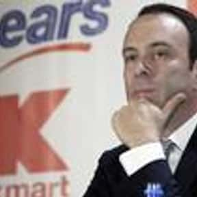 Edward Lampert is listed (or ranked) 20 on the list Famous Skull and Bones Members