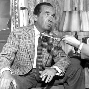 Edward R. Murrow is listed (or ranked) 2 on the list The Most Influential News Anchors of All Time