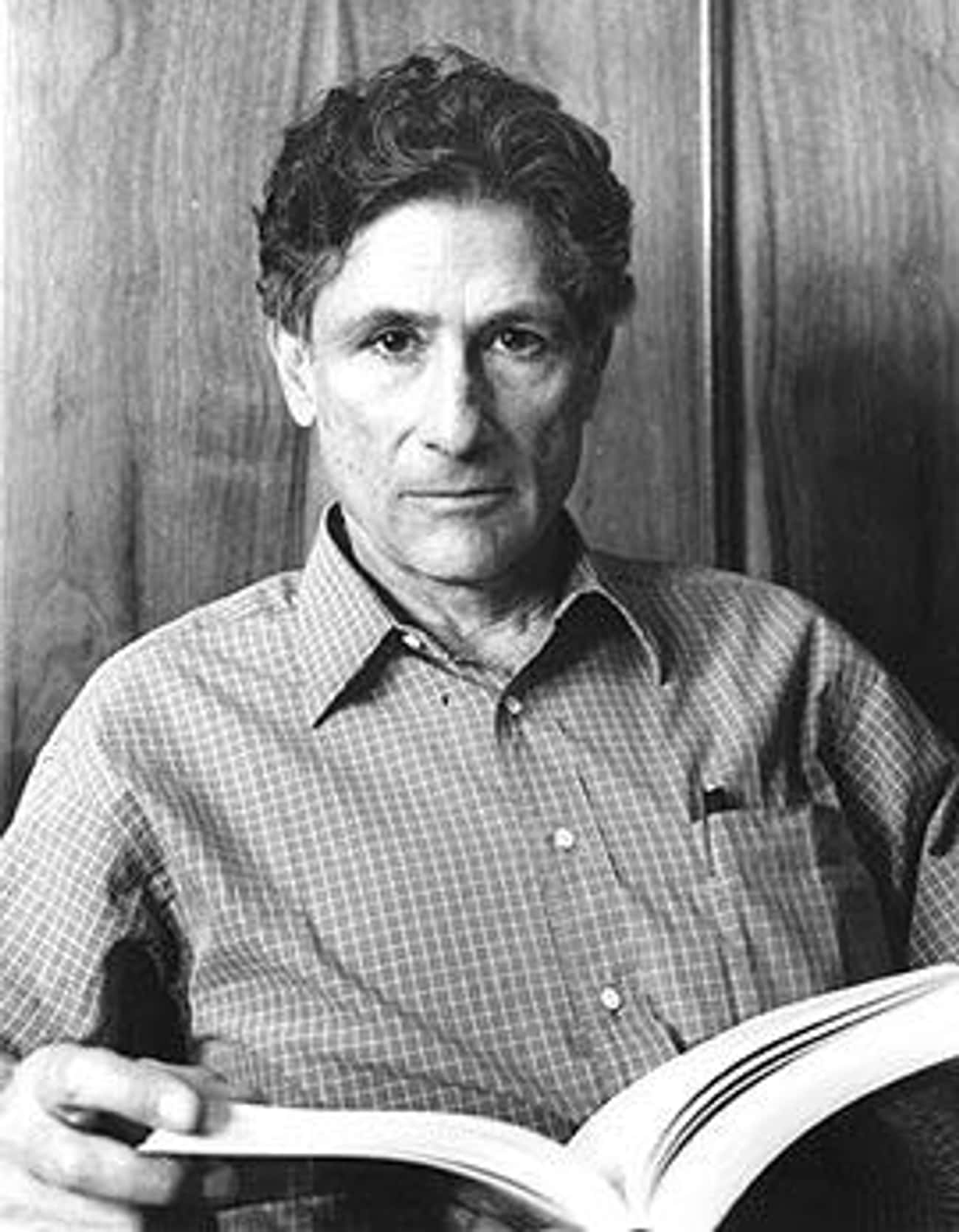 Edward Said is listed (or ranked) 4 on the list List of Famous Cultural Critics