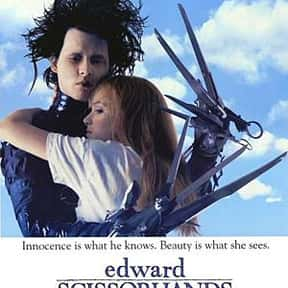 Edward Scissorhands is listed (or ranked) 21 on the list The Best Fantasy Movies