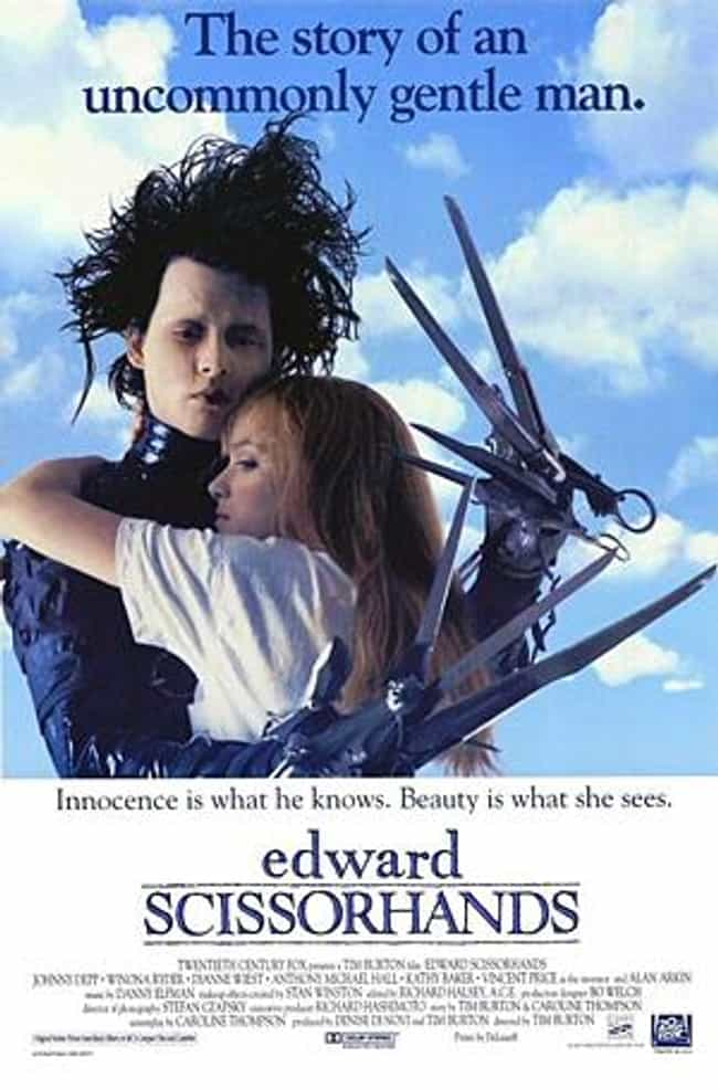 Edward Scissorhands is listed (or ranked) 1 on the list What to Watch If You Love 'Orange Is the New Black'