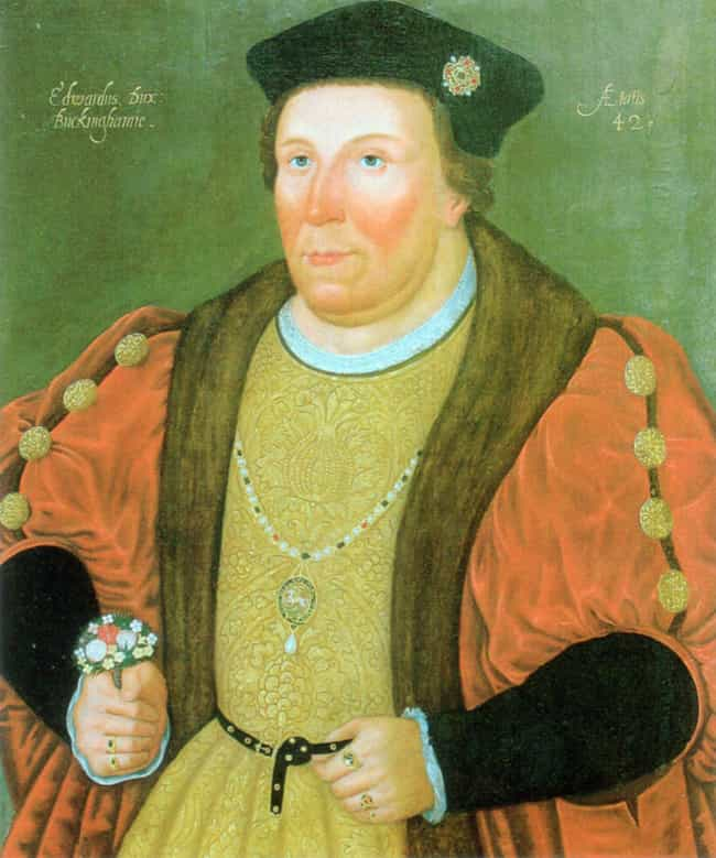 Edward Stafford, 3rd Duk... is listed (or ranked) 4 on the list All Of Henry VIII's Closest Associates And How He Had Them Killed