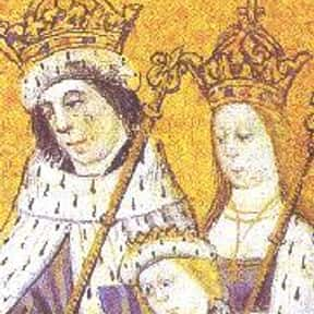 Edward V of England is listed (or ranked) 20 on the list Famous People Buried in United Kingdom
