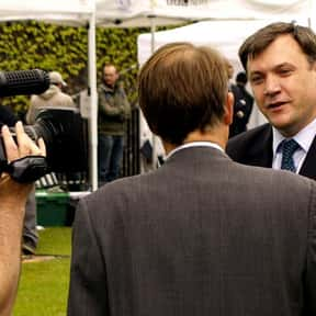 Ed Balls is listed (or ranked) 13 on the list Famous People From Norfolk