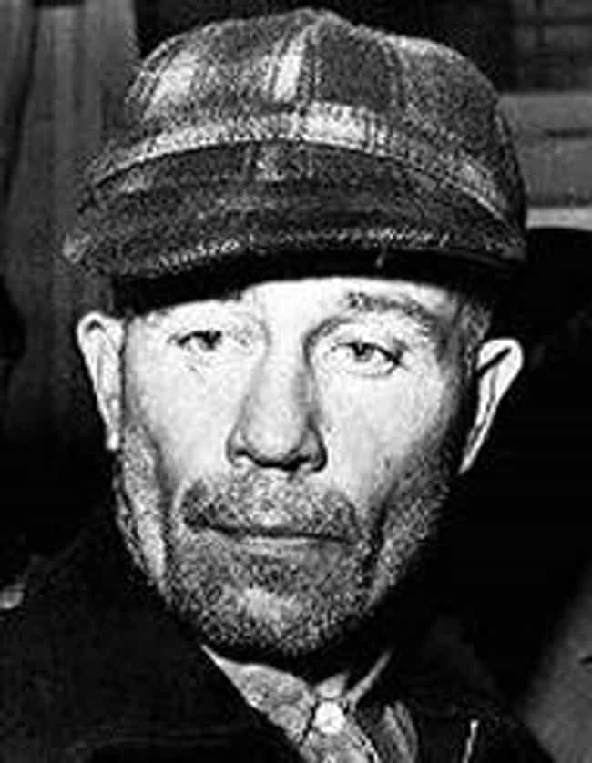 Ed Gein is listed (or ranked) 4 on the list The Scariest Serial Killers in History