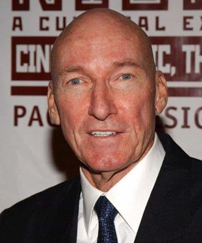 Ed Lauter is listed (or ranked) 1 on the list Golden Years Cast List