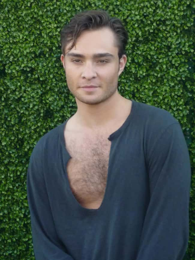 Ed Westwick is listed (or ranked) 6 on the list There Are Rumors These Celebs Are Gay