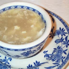 Egg drop soup is listed (or ranked) 25 on the list 41 Different Ways to Cook an Egg, Ranked by Deliciousness