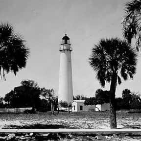 Egmont Key Light is listed (or ranked) 19 on the list Lighthouses in Florida