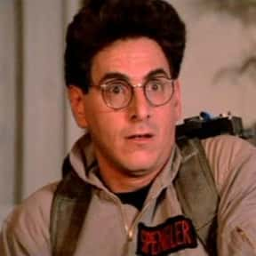 Egon Spengler is listed (or ranked) 13 on the list The All-Time Greatest Fictional Mad Scientists