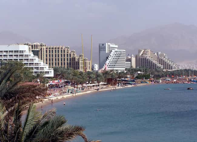Eilat is listed (or ranked) 1 on the list The Top Ten Places I'd Rather Be Than Work Right Now