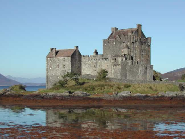 Eilean Donan is listed (or ranked) 1 on the list The Most Beautiful Castles in Scotland