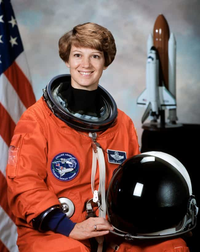 Eileen Collins is listed (or ranked) 1 on the list Famous Female Test Pilots