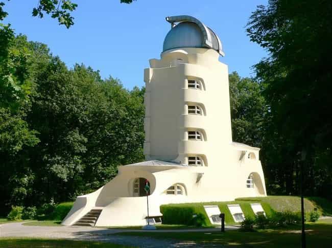 Einstein Tower is listed (or ranked) 2 on the list List of Erich Mendelsohn Architecture