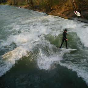 Eisbach is listed (or ranked) 11 on the list The Top Must-See Attractions in Munich
