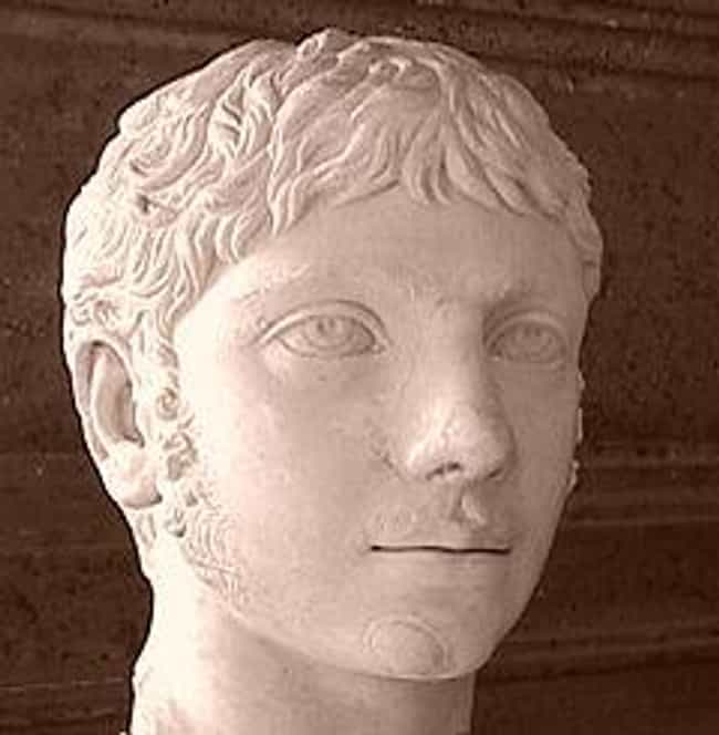 Elagabalus Assaulted Vestal Virgins And Stripped In Public
