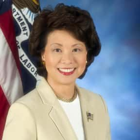 Elaine Chao is listed (or ranked) 18 on the list The Current Presidential Line of Succession