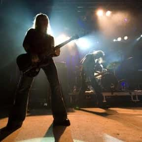 Electric Wizard is listed (or ranked) 15 on the list The Best Stoner Rock Bands