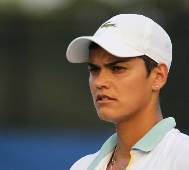 Eleni Daniilidou is listed (or ranked) 1 on the list The Best Tennis Players from Greece