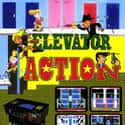 Elevator Action is listed (or ranked) 45 on the list The Best '80s Arcade Games