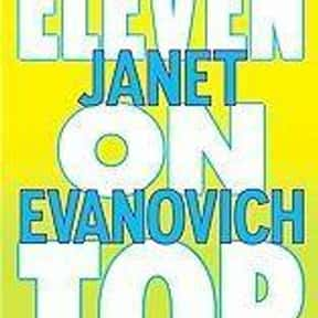 Eleven on Top is listed (or ranked) 10 on the list Quill Award Winning Books
