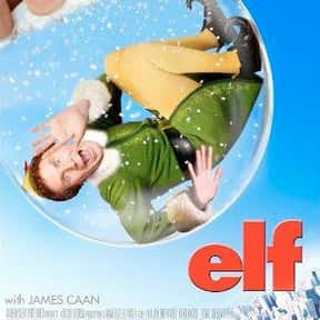 Elf is listed (or ranked) 8 on the list The Funniest Movies of the 2000s