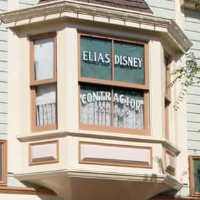 Elias Disney is listed (or ranked) 12 on the list Famous People Named Elias