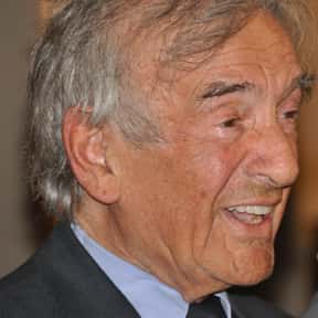 Elie Wiesel is listed (or ranked) 14 on the list Famous University Of Paris Alumni