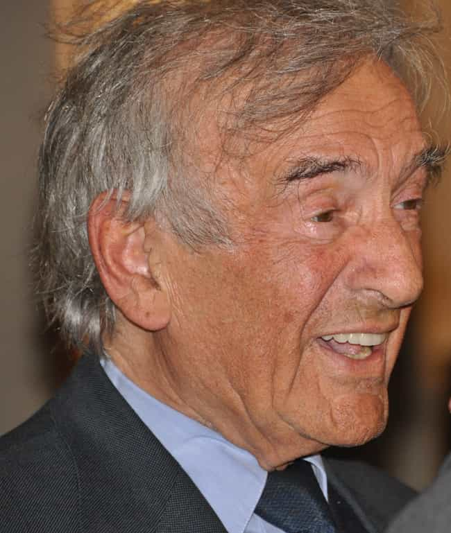 Elie Wiesel is listed (or ranked) 3 on the list Congressional Gold Medal of Honor Winners List