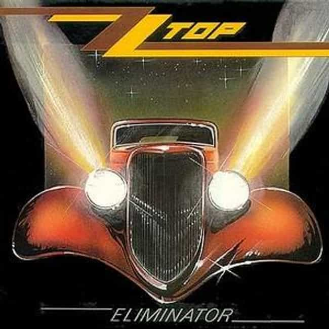 Eliminator is listed (or ranked) 2 on the list The Best ZZ Top Albums of All Time