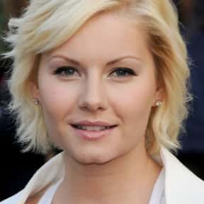 Elisha Cuthbert is listed (or ranked) 21 on the list The People's 2011 Maxim Hot 100 List
