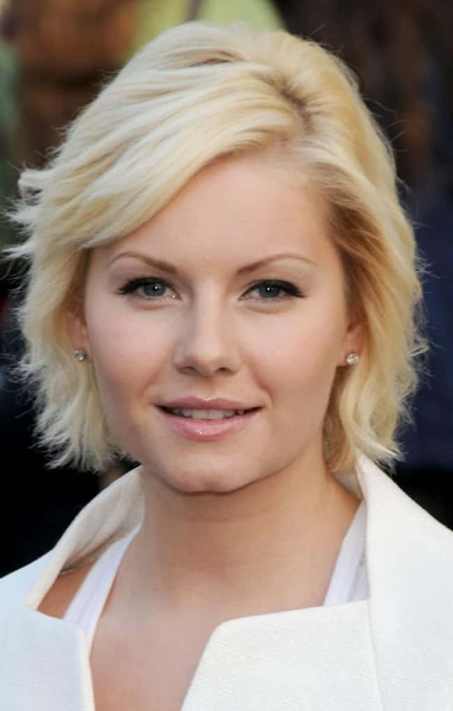 Elisha Cuthbert is listed (or ranked) 22 on the list The Most Captivating Celebrity Eyes (Women)