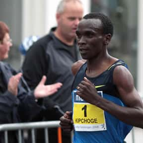 Eliud Kipchoge is listed (or ranked) 13 on the list The All-Around Best Athletes of 2019