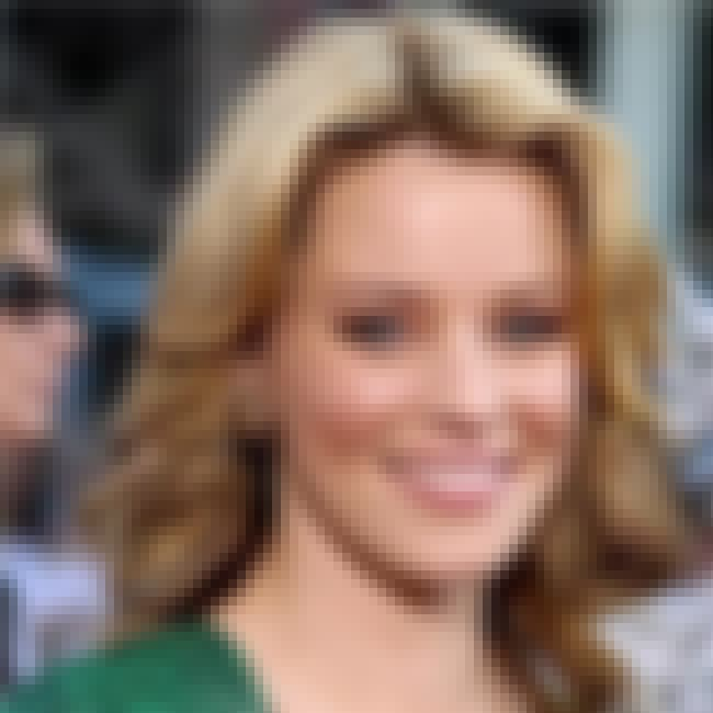 Elizabeth Banks is listed (or ranked) 7 on the list The Most Beautiful Overlooked Celebrity Women