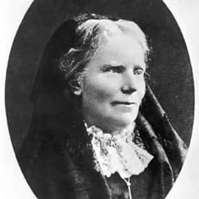 Elizabeth Blackwell is listed (or ranked) 20 on the list The Most Inspiring (Non-Hollywood) Female Role Models