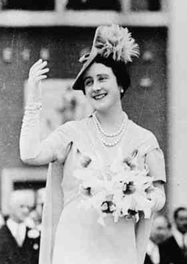 Queen Elizabeth The Queen Moth... is listed (or ranked) 3 on the list Every Person Who Married Into The Royal Family In The Last Century, Ranked