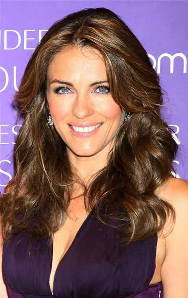 Elizabeth Hurley is listed (or ranked) 3 on the list 30 Celebrities Who Quit Being Famous