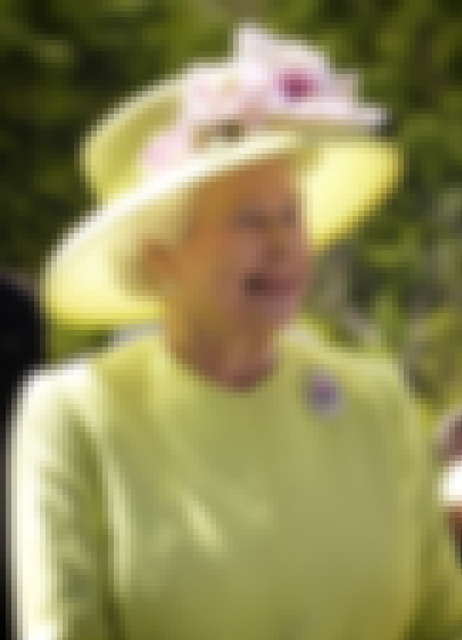 Elizabeth II is listed (or ranked) 1 on the list List of Famous Monarchs