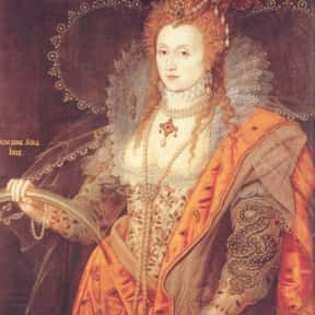 Elizabeth I of England is listed (or ranked) 19 on the list The Most Inspiring (Non-Hollywood) Female Role Models