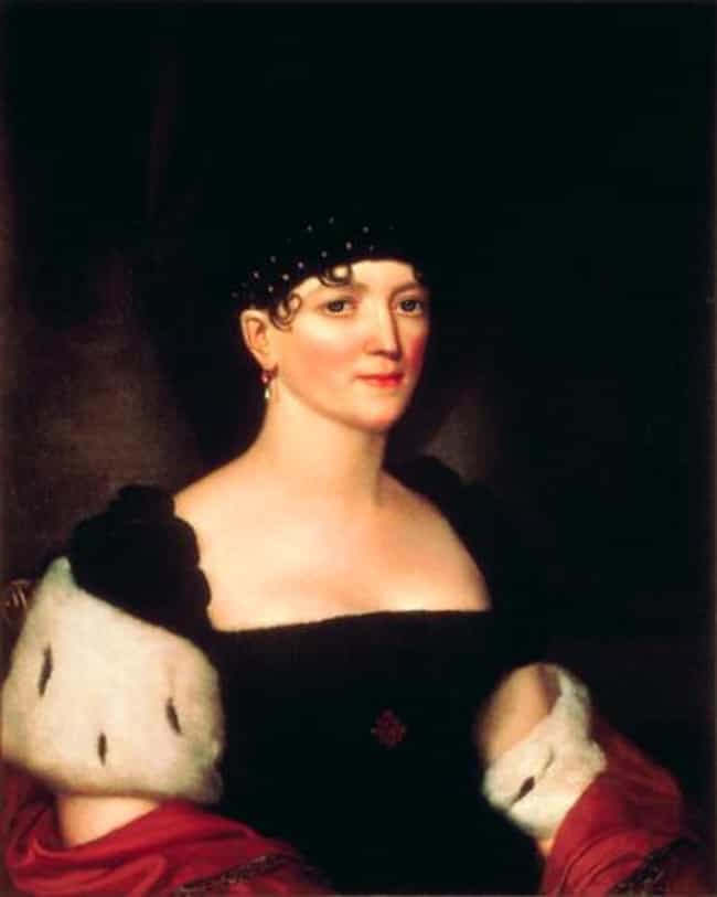 Elizabeth Monroe is listed (or ranked) 4 on the list Secrets Of America's First Ladies